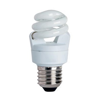 Lâmpada Elétrica 7w 220v Espiral T2 864 - Ref.5441 - KIAN