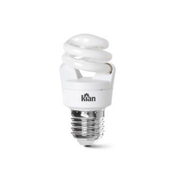 Lâmpada Elétrica 11W 220V Espiral T2 864 - Ref. 5416 - KIAN