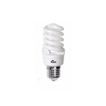 Lâmpada Elétrica 20W 220V Espiral T2 864 - Ref. 5420 - KIAN