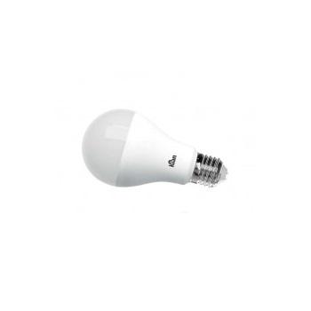 Lâmpada Led 15W Bivolt A65 E27 6500K - Ref. 10062 - KIAN