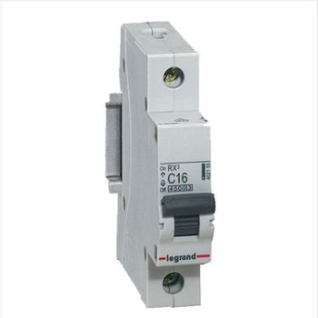 Disjuntor Unipolar DIN 20A RX3 Curva C Mini - Ref. 419296 - PIAL