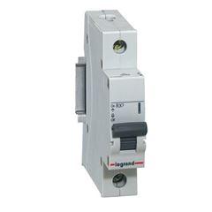 Disjuntor Unipolar DIN 63A RX3 Curva C Mini - Ref. 419301 - PIAL
