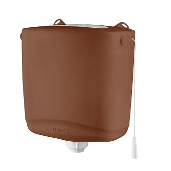 Caixa Descarga Plástica 6,8 Litros Caramelo - Ref.100018101 - TIGRE