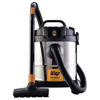 Aspirador de Pó e Água Inox 1400w 220v 12 Litros GTW - Ref. FW005042 - WAP