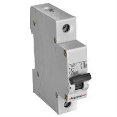 Disjuntor Din Unipolar 50A Curva B Mini - Ref.419271 - PIAL