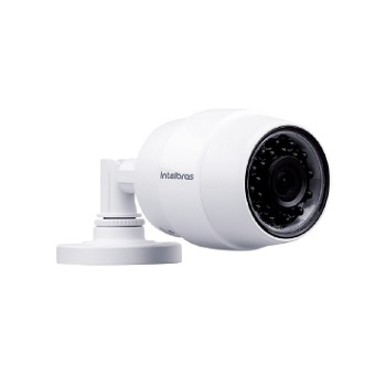 Câmera de Segurança Externa Wi-Fi HD iC5 Branca - Ref. 4560144 - INTELBRAS