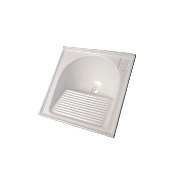 Tanque Sintético 49x37cm Branco Liso - Ref. 7898591792779 - BELLA PIA