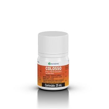 Carrapaticida Colosso Pulverização 25ml - Ref.10000456 - OUROFINO
