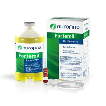 Soro Fortemil 500ml - Ref.10000139 - OUROFINO