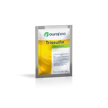 Antibiótico Trissulfin Pó 100gr - Ref.10000357 - OUROFINO