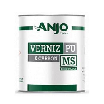 Verniz PU 750ml Automotivo Média Sólidos Carbono - Ref. 035404-19 - ANJO TINTAS