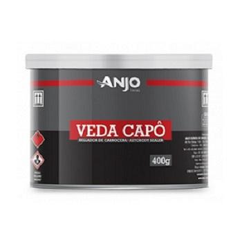 Veda Capô 400g Catalisador Branco - Ref. 000313-07 - ANJO TINTAS