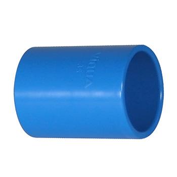 Luva Irrigação PVC 50MM Soldável PN80 Linha Fixa - Ref. 2030301 - VIQUA