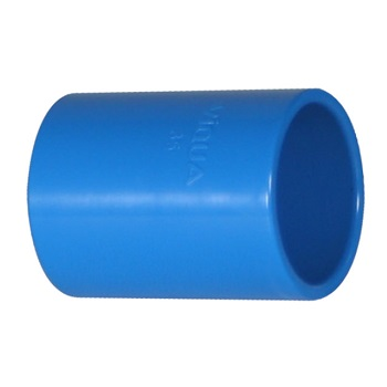 Luva Irrigação PVC 75MM Soldável PN80 Linha Fixa - Ref. 2030302 - VIQUA
