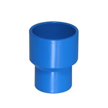 Luva Redução PVC 75x50MM Soldável PN80 Linha Fixa - Ref.2030401 - VIQUA