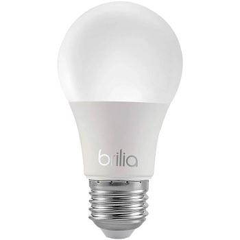 Lâmpada LED 6w Bivolt Bulbo A55 6500K - Ref. 438992 - BRILIA