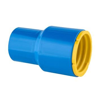 Ponta Irrigação PVC 3 Fêmea Engate Roscável - Ref. 2100102 - VIQUA