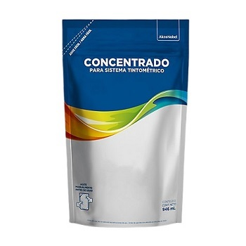 Tinta Base Concentrado R-Preto 946ml - Ref. 5311428 - CORAL