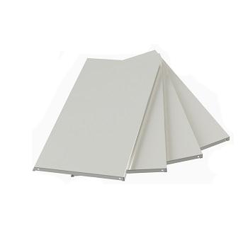 Kit Aço Bandeja 1,20x0,60m Mini Porta Pallet Slim 4 Peças Branca - Ref.NPM111200600B - SA GÕNDOLAS