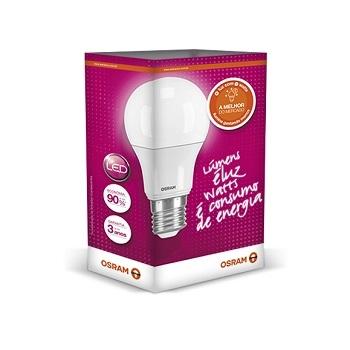 Display 120 Peças Lâmpada Led 8w Biv E 27 6500k - Ref. 6800613 - LEDVANCE