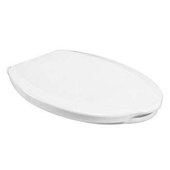 Assento Almofadado Universal Pratic Branco - Ref. 1540011 - VIQUA