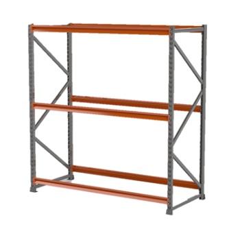 Mini Porta Pallet 2,0x1,8x0,6m Inicial - Ref.MAI101806020 - SA GÔNDOLAS