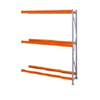 Mini Porta Pallet 2,0x1,8x0,6m Continuação - Ref.MAC101806020 - SA GÔNDOLAS