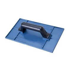 Desempenadeira PVC 14x27cm Azul - Ref. 409031 - MOMFORT