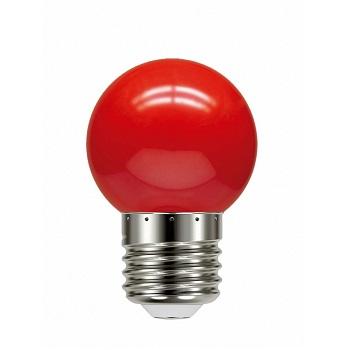 LAMPADA LED 1W220V BOLINHA VM TASCHIBRA