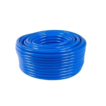Mangueira PVC 1x2,0mm 50m Ecoflex Azul - Ref.2263 - PLASTMAR