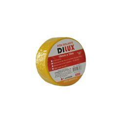 Fita Isolante 19mmx10m Amarela - Ref. DI63583 - DILUX