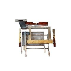 Kit de Churrasco Inox Luxo Pequeno  - Ref.7898638660399 - FORTALEZA