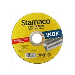 Disco Corte 115mm em Inox - Ref.6190 - STAMACO