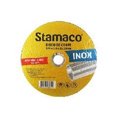 Disco Corte 178mm em Inox - Ref.6206 - STAMACO