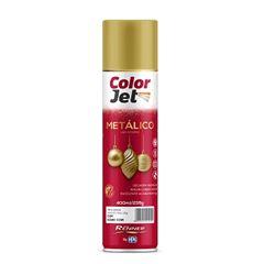 Tinta Spray Metálico 400ml Color Jet Grafite Preto - Ref.1635.80 - TINTAS RENNER