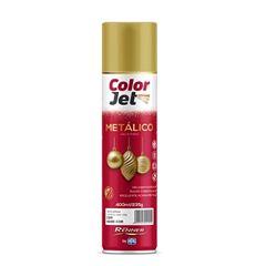 Tinta Spray Metálico 400ml Color Jet Prata - Ref.1634.80 - RENNER