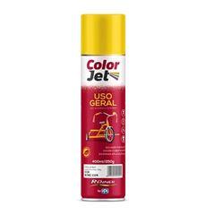 Tinta Spray Uso Geral 400ml Color Jet Laranja - Ref.1616.80 - RENNER