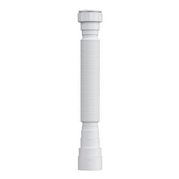 Sifão Sanfonado PVC DN38/50mm Adaptador - Ref. 2603 - HERC