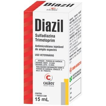 Antibiótico Diazil 15ml - PA0536 - CALBOS