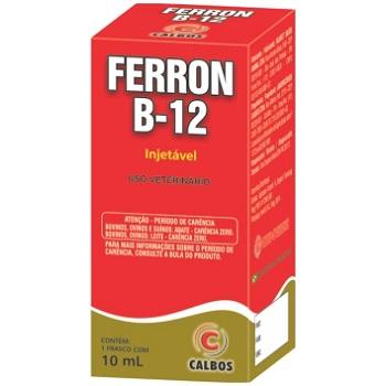 Fortificante Ferron B12 10ml - PA0054 - CALBOS