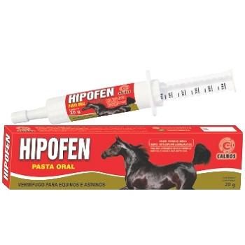 Vermifugo Hipofen Pasta 20g- PA002 - CALBOS