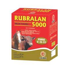 Fortificante Rubralan 5000 B12 50ML - PA0367 - CALBOS
