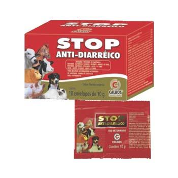 Antidiarréico Stop Caixa Com 10 Unidades 10g - PA0410 - CALBOS