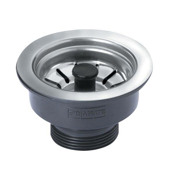Válvula Pia América Inox 3.1/2x1.1/2x12 Plástico - Ref.05853 - FRANKE