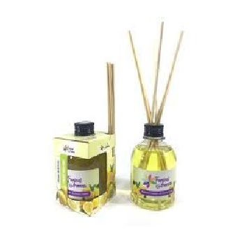 Difusor de Ambiente 250ml Limão Siciliano - Ref.006334 - TROPICAL AROMAS