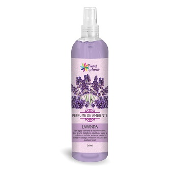 Perfume de Ambiente 240ml Lavanda - Ref.006092 - TROPICAL AROMAS