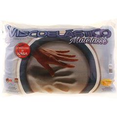 Travesseiro Viscoelástico Matelassê - Ref.3392 - TROPICAL