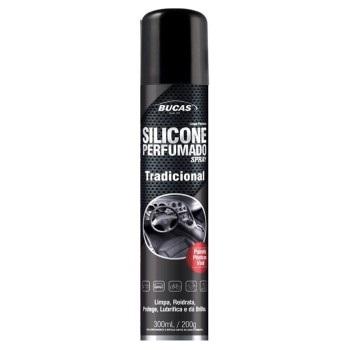 Silicone em Spray 300ml Tradicional Bucas - Ref. 10827 - RODABRIL