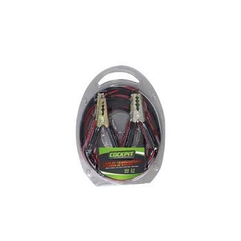 Cabo para Transferência de Carga Bateria 350Amp 2,5m - Ref. 15061 - COCKPIT