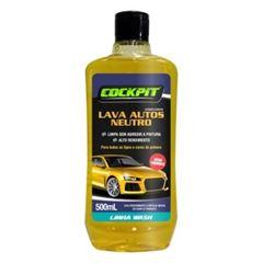 Shampoo Neutro 500ml Lava Auto - Ref. 10671 - COCKPIT